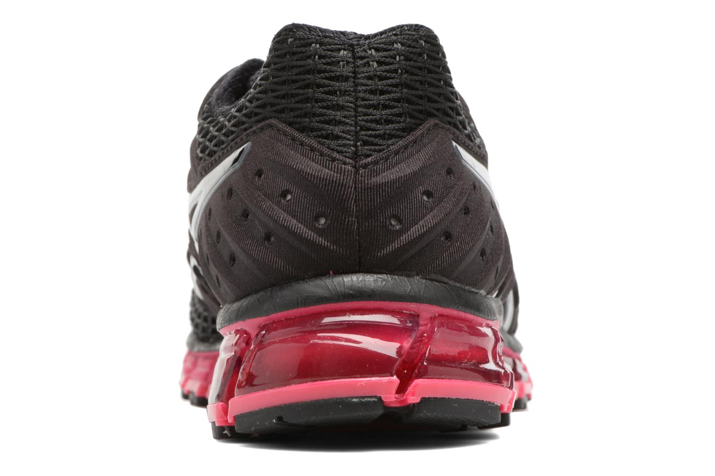 Zapatillas de deporte Asics Gel-Quantum 180 2 W Negro vista lateral derecha