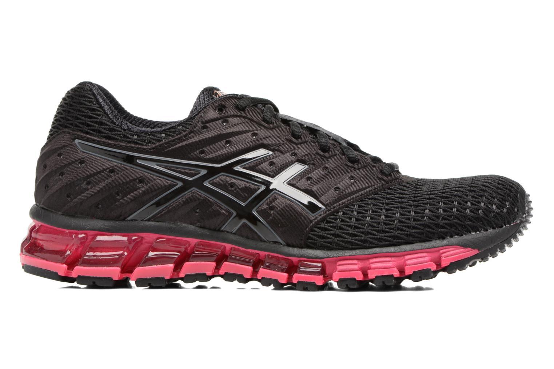 Chaussures de sport Asics Gel-Quantum 180 2 W Noir vue derrière