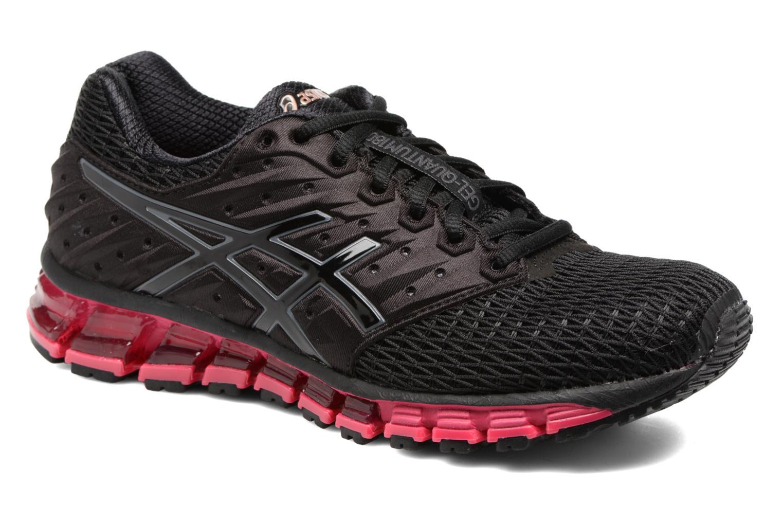 Chaussures de sport Asics Gel-Quantum 180 2 W Noir vue détail/paire