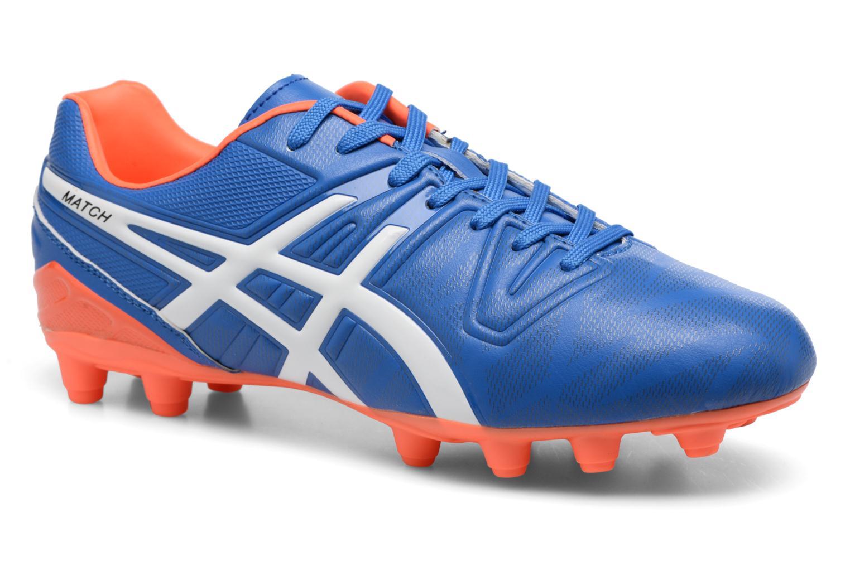 Zapatos de hombre y mujer de Asics promoción por tiempo limitado Asics de Match Cs W (Azul) - Zapatillas de deporte en Más cómodo ae6e41
