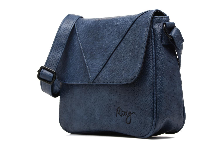 Sacs à main Roxy Afternoon light Crossbody Bleu vue portées chaussures