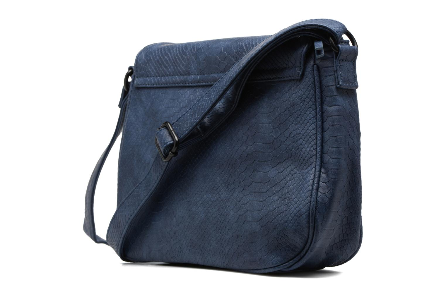 Afternoon light Crossbody Dress Blues