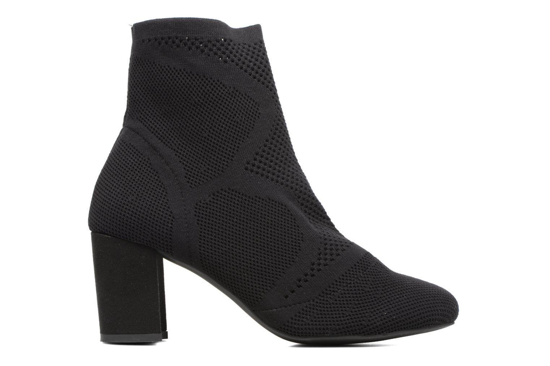 Botines  I Love Shoes THOSET Stretch Negro vistra trasera