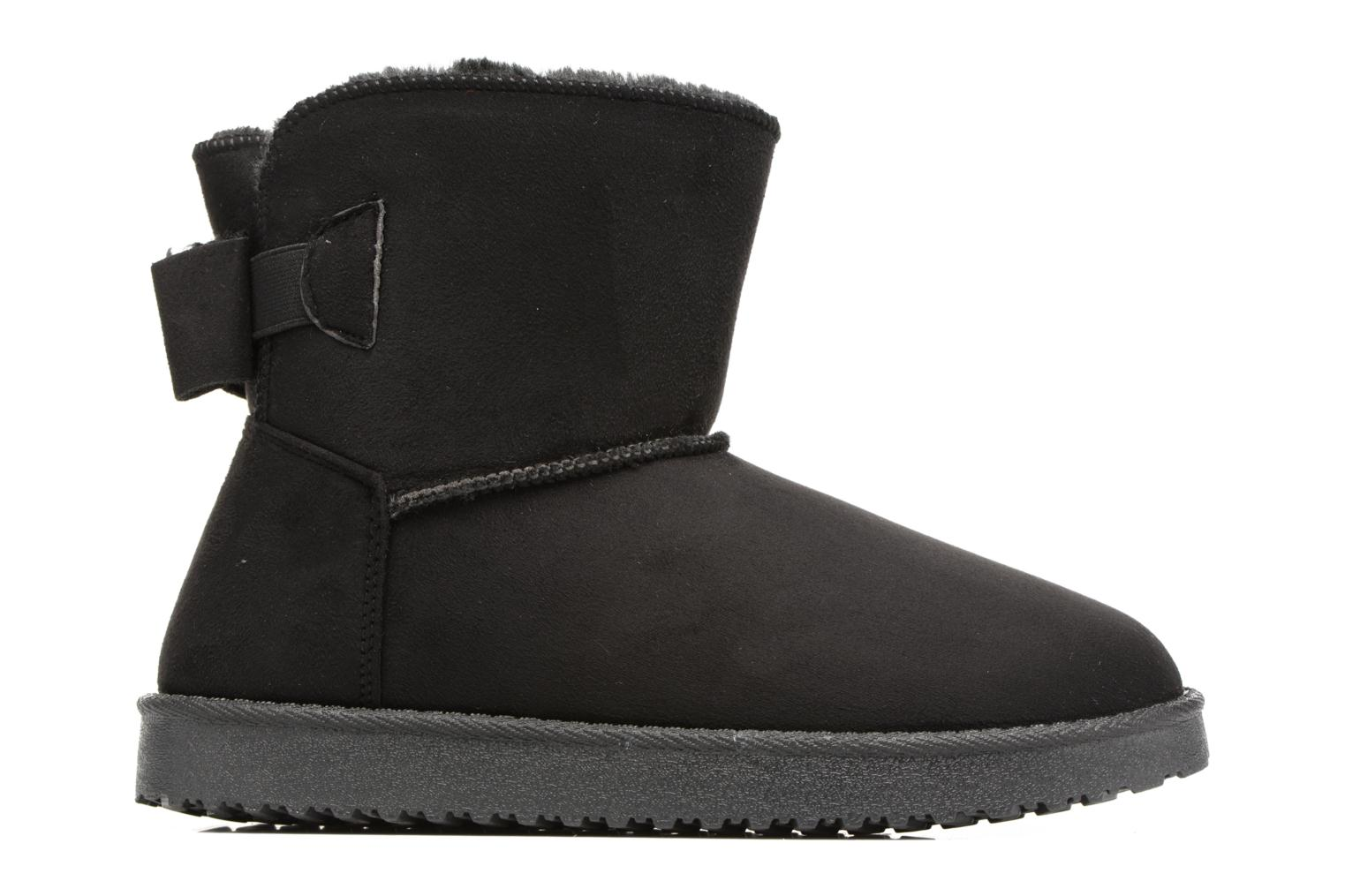 Ankle boots I Love Shoes THOUCHAUD Black back view