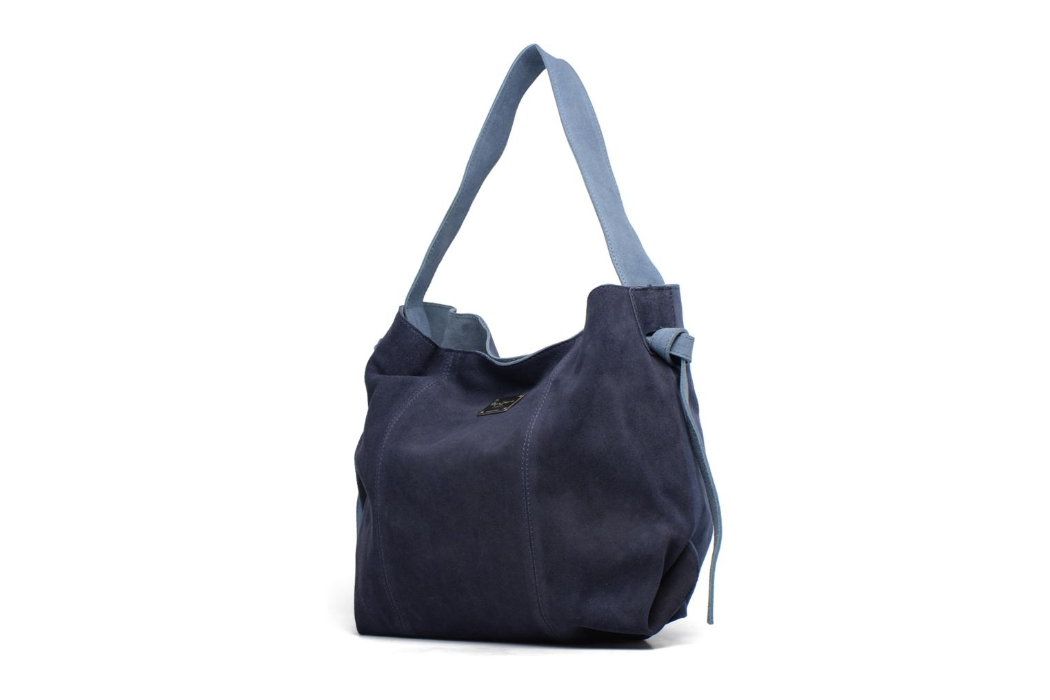 PAIGE Suede leather bag 0AA