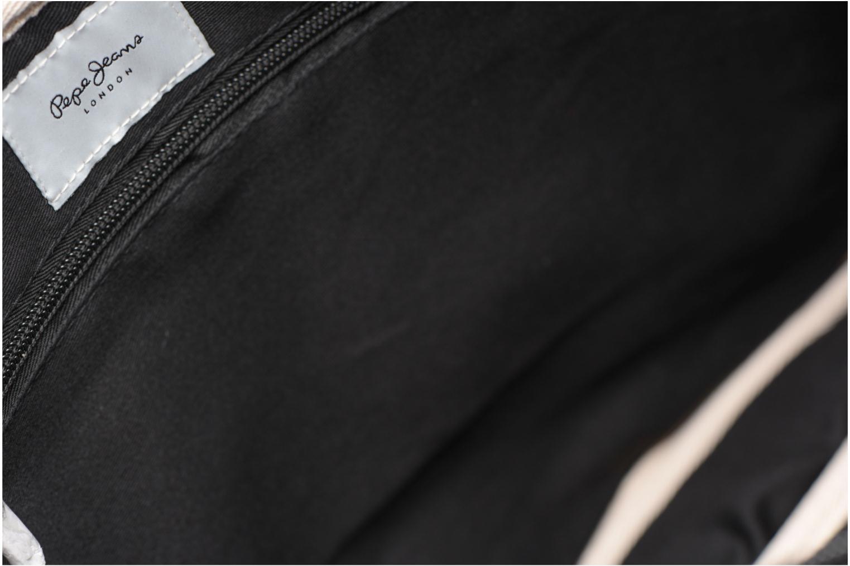 Sacs homme Pepe jeans IVY Bag Noir vue derrière