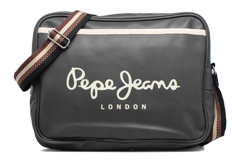 Sacs homme Pepe jeans IVY Bag Noir vue détail/paire