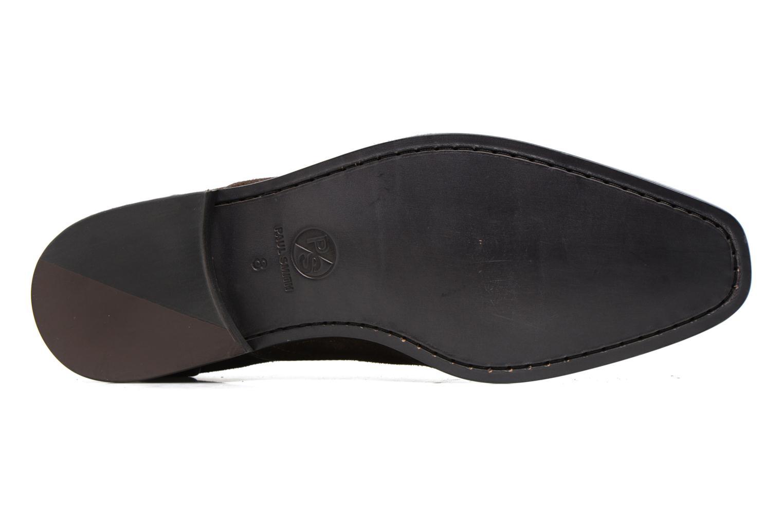 Chaussures à lacets Paul Smith Gilbert Marron vue haut