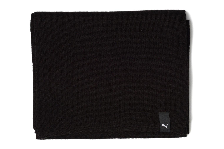 Knit Scarf Black