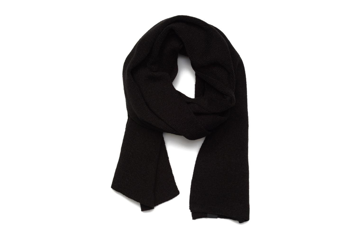 Knit Scarf Black