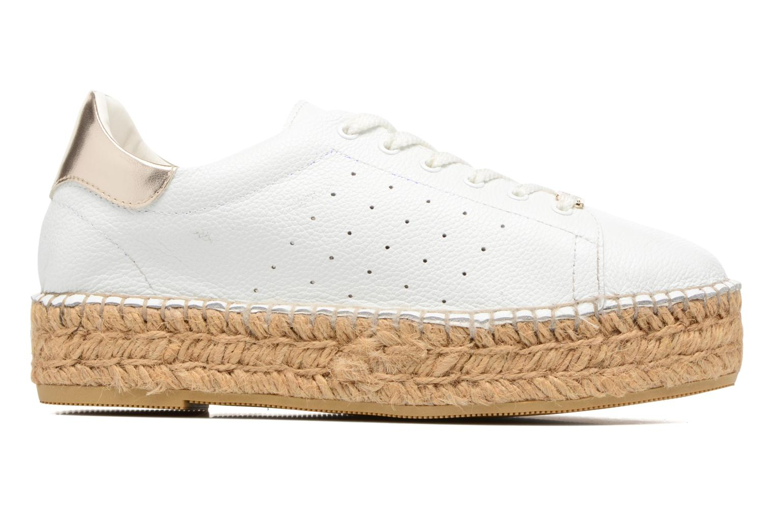 Trainers Steve Madden Pace White back view