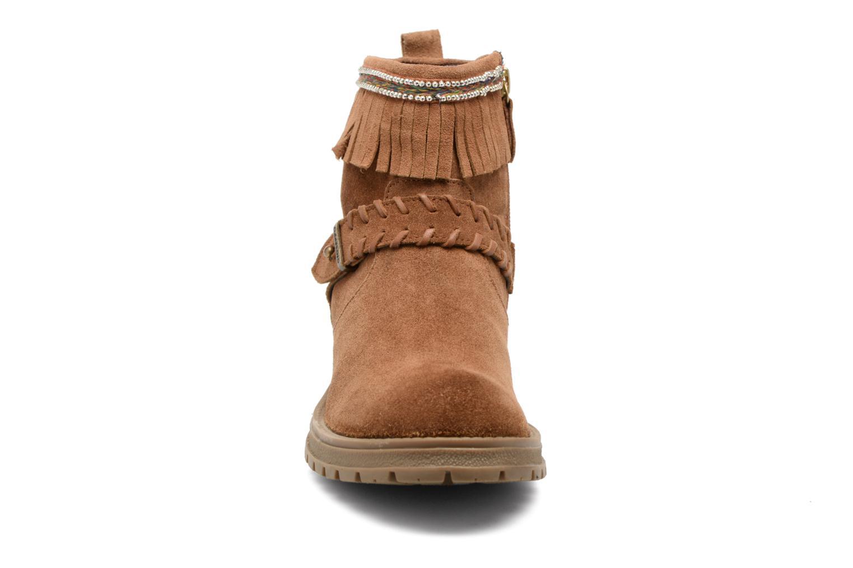 Bottines et boots Gioseppo Elpaso Marron vue portées chaussures