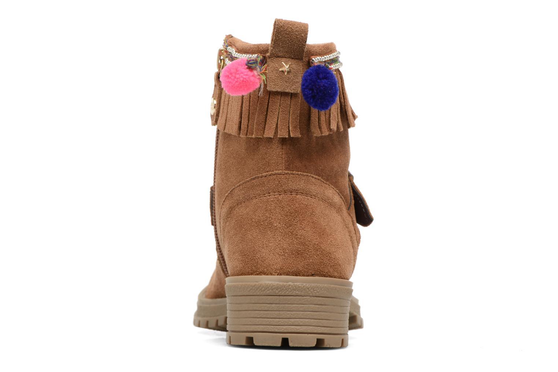 Bottines et boots Gioseppo Elpaso Marron vue droite