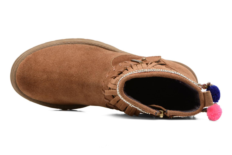 Bottines et boots Gioseppo Elpaso Marron vue gauche