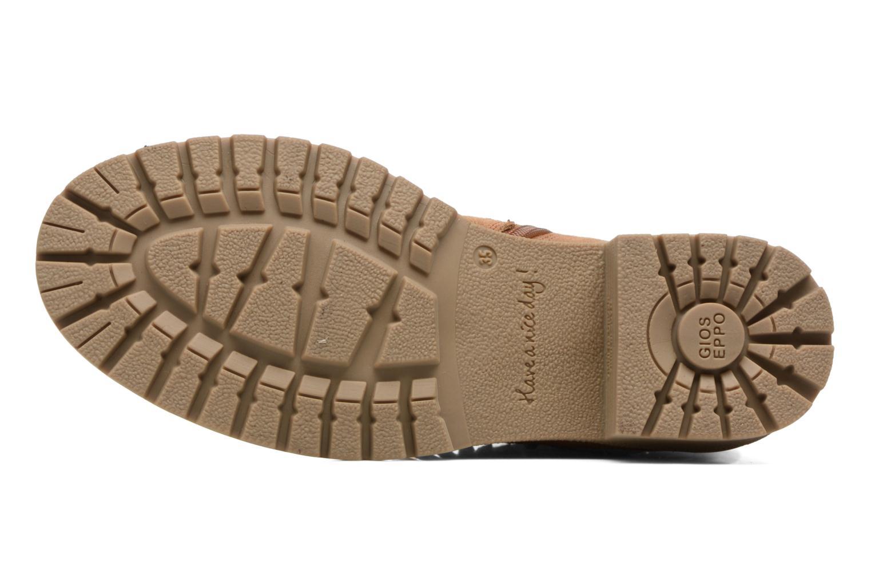 Bottines et boots Gioseppo Elpaso Marron vue haut