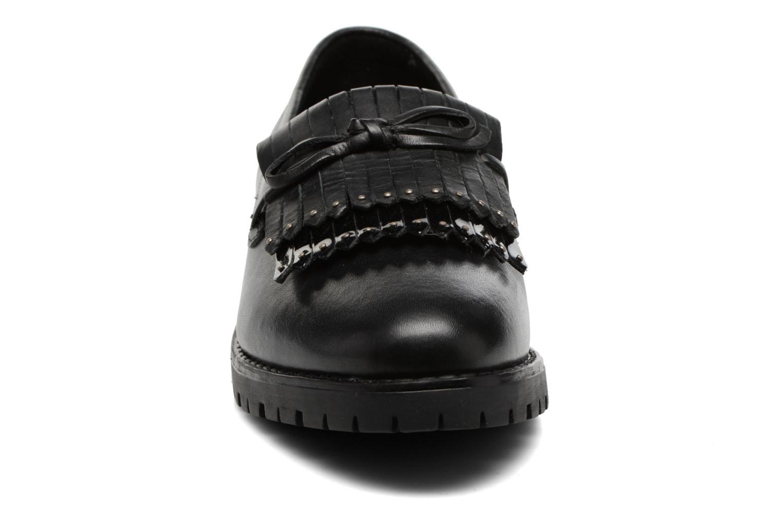Mocassins Gioseppo Belleuve Noir vue portées chaussures