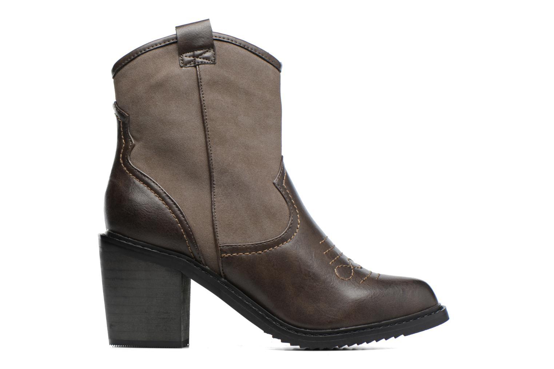 Bottines et boots Gioseppo Bertina Vert vue derrière