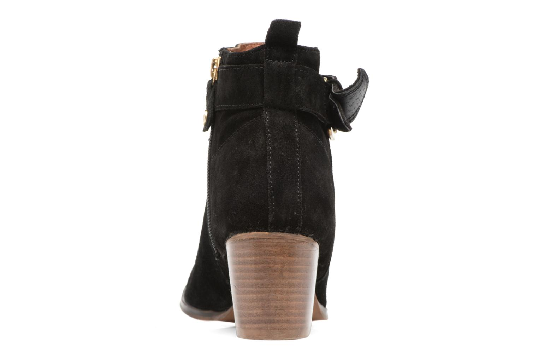 Bottines et boots Gioseppo Dothan Noir vue droite
