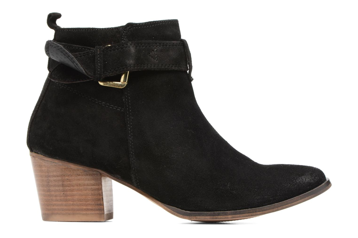 Ankle boots Gioseppo Dothan Black back view