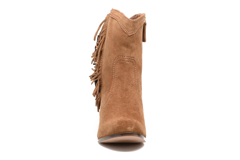 Bottines et boots Gioseppo Hoover Marron vue portées chaussures