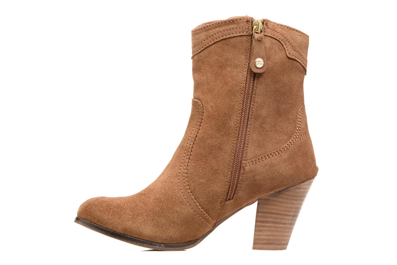 Bottines et boots Gioseppo Hoover Marron vue face