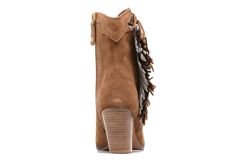 Bottines et boots Gioseppo Hoover Marron vue droite