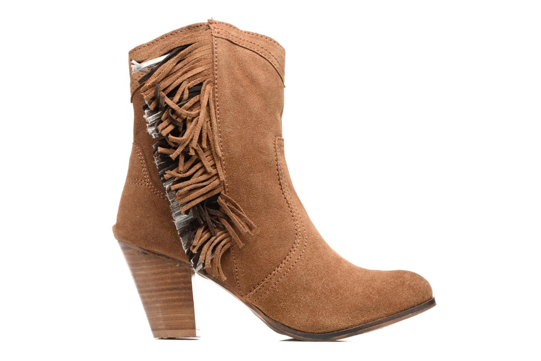 Bottines et boots Gioseppo Hoover Marron vue derrière