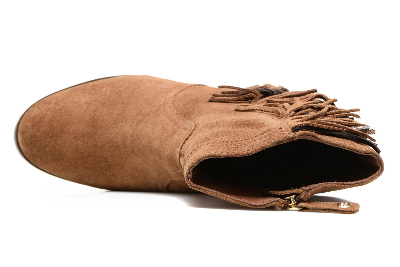 Bottines et boots Gioseppo Hoover Marron vue gauche