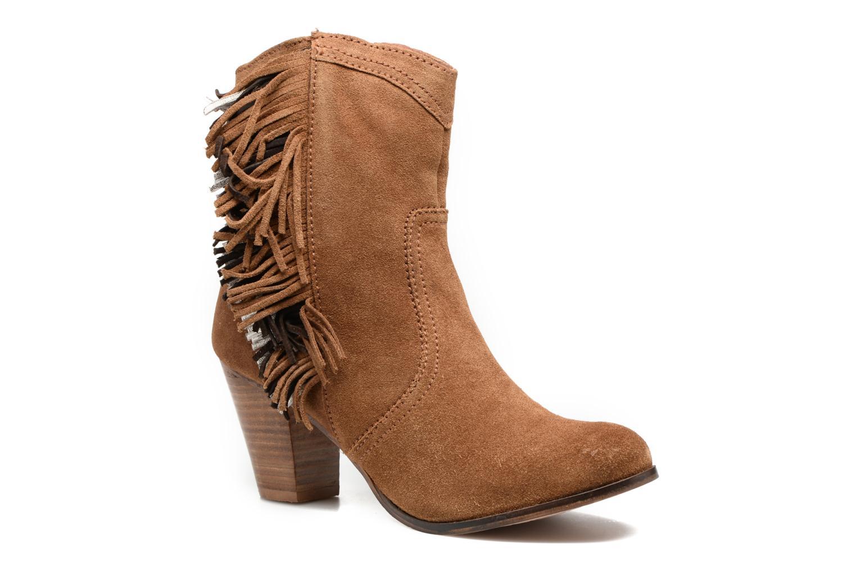 Bottines et boots Gioseppo Hoover Marron vue détail/paire