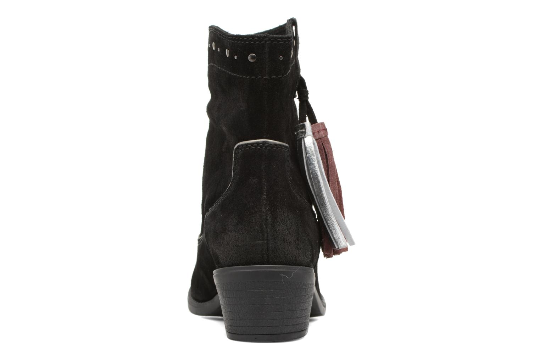 Bottines et boots Gioseppo Llanura Noir vue droite
