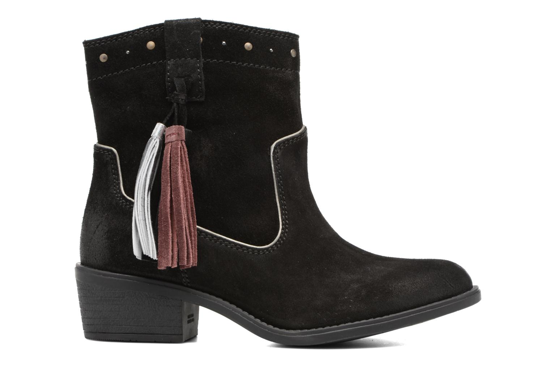 Bottines et boots Gioseppo Llanura Noir vue derrière