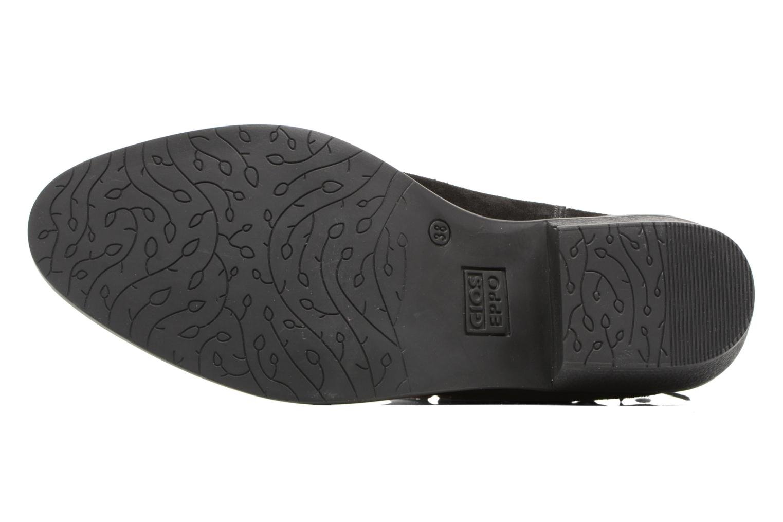 Bottines et boots Gioseppo Llanura Noir vue haut