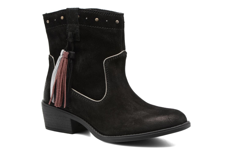 Bottines et boots Gioseppo Llanura Noir vue détail/paire