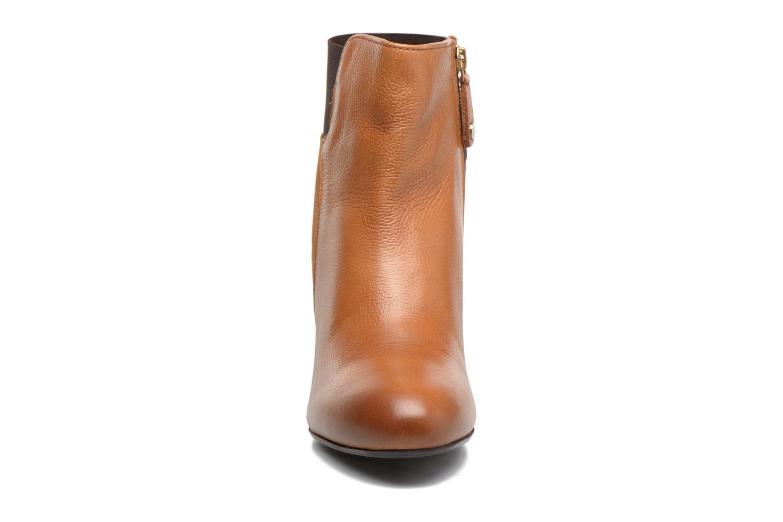 Bottines et boots Gioseppo Malvern Marron vue portées chaussures