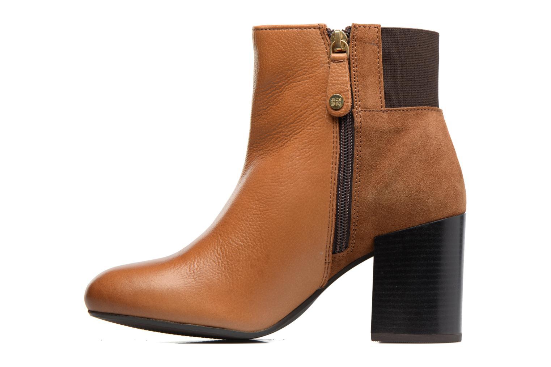 Bottines et boots Gioseppo Malvern Marron vue face