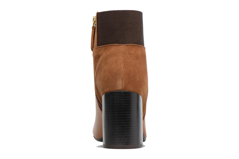 Bottines et boots Gioseppo Malvern Marron vue droite