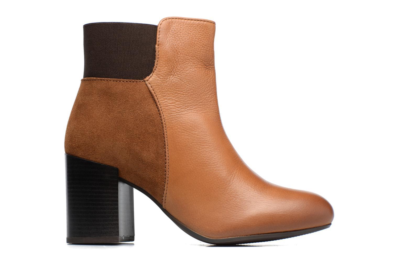 Bottines et boots Gioseppo Malvern Marron vue derrière