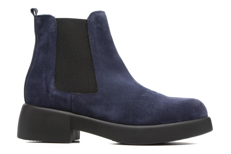 Bottines et boots Gioseppo Padme Bleu vue derrière