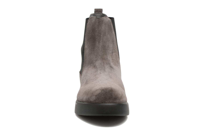 Bottines et boots Gioseppo Padme Gris vue portées chaussures