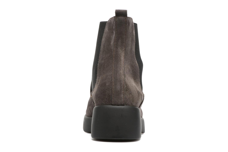 Bottines et boots Gioseppo Padme Gris vue droite
