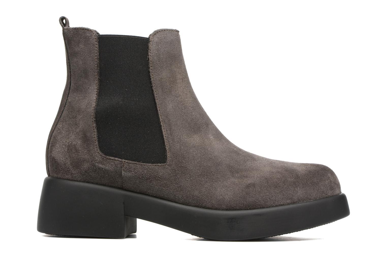 Bottines et boots Gioseppo Padme Gris vue derrière