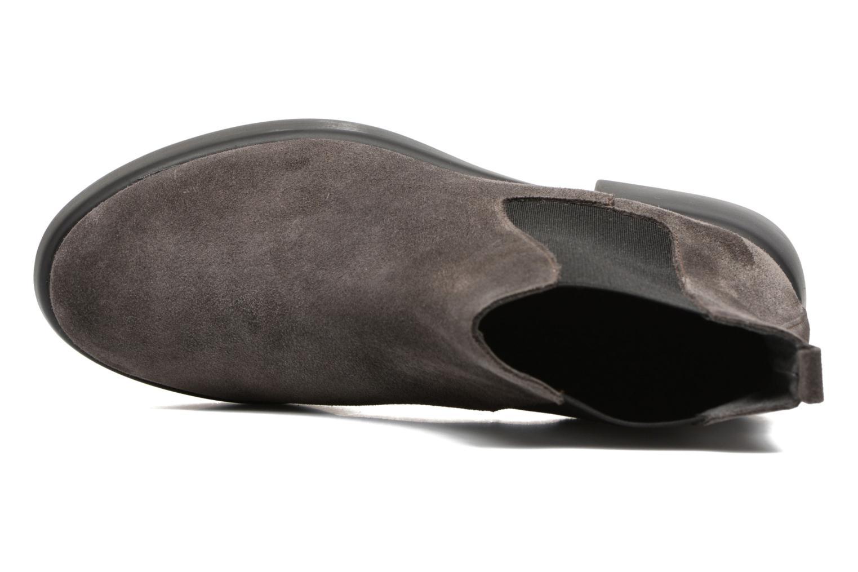 Bottines et boots Gioseppo Padme Gris vue gauche