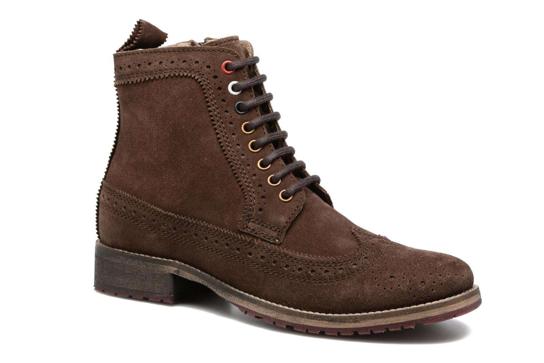 et AnetoMarronBottines Gioseppo boots chez Sarenza310071 NO0PX8nwk