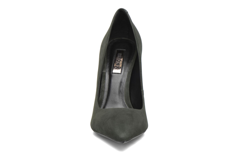 Escarpins Bronx Briox A Vert vue portées chaussures