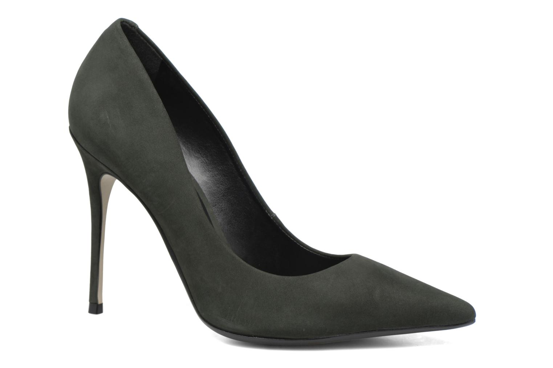 Zapatos de tacón Bronx Briox A Verde vista de detalle / par