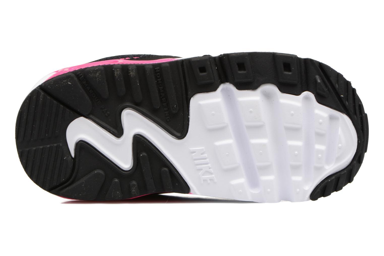 Nike Air Max 90 Ltr (Td) Black/Pink Prime-White