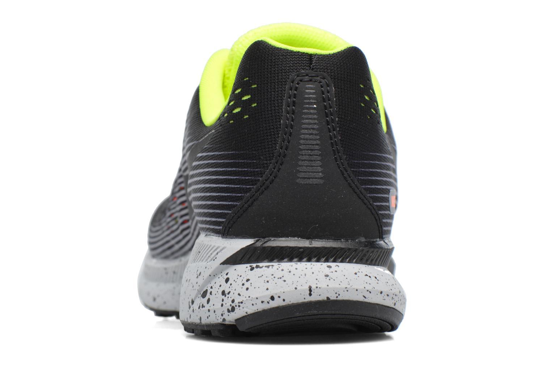 Chaussures de sport Nike Zoom Pegasus 34 Shield (Gs) Noir vue droite