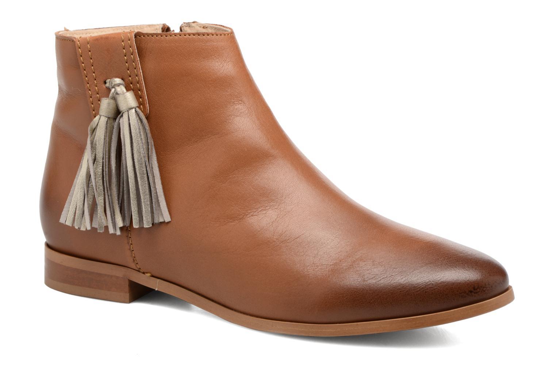Grandes descuentos - últimos zapatos Georgia Rose Goupone (Marrón) - descuentos Botines  Descuento 66513d