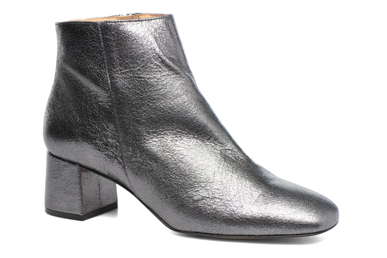 Zapatos promocionales Georgia Rose Craquel (Plateado) - Botines    Casual salvaje