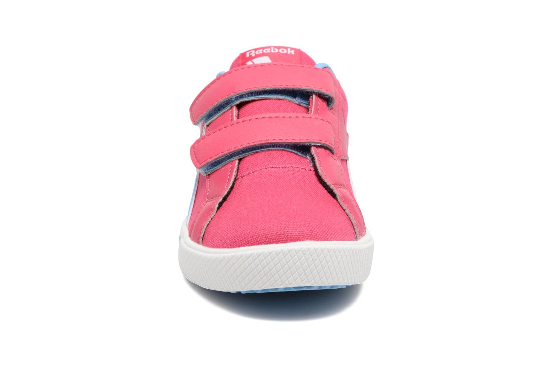 Baskets Reebok Reebok Royal Comp A Rose vue portées chaussures